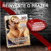 DVD LOVING SEX 101 POSICOES SEXUAIS PARA AMANTES VOL 01