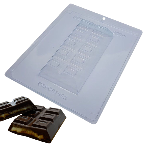 Forma Barra de Chocolate Especial 1un