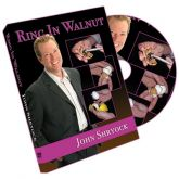 RING IN WALNUT – JOHN SHRYOCK #1158