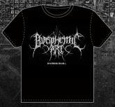 Camiseta Blasphemic Art Distribuidora