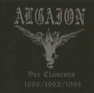 Algaion - Vox Clamentis 1996/1993/1994