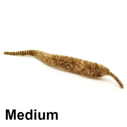 CT - CAIMAN TAILS Medium (Brown/Tan)