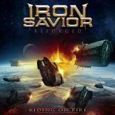 CD Iron Savior – Reforged – Riding On Fire (Duplo)