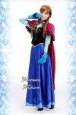 Anna Frozen Plus Size FF3345