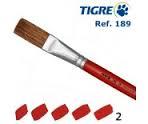 Pincel 189 Tigre Chato