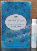 Amostra Perfume Importado Marina  de Bourbon Royal   Marina Turquoise edp 1ml