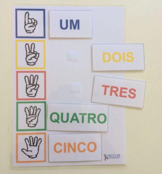 Mãos e números 2