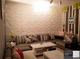 Revestimento Placas Decorativas 3D Board - Para Áreas Semi-Externas e Internas PVC - Stefan EX