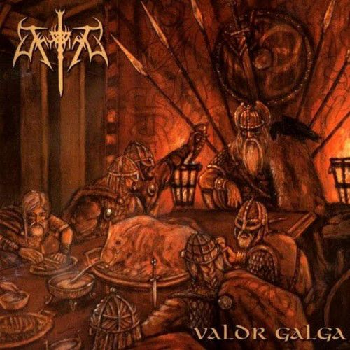 Thyrfing – Valdr Galga - CD