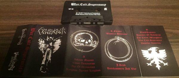 CONQUEROR - War.Cult.Supremacy - CASSETE