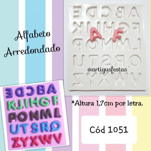 Alfabeto Arredondado