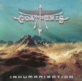 GOATPENIS - INHUMANIZATION -  CD (new edition with bonus tracks)
