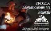 APOSTILA ASSENTAMENTO MESTRES