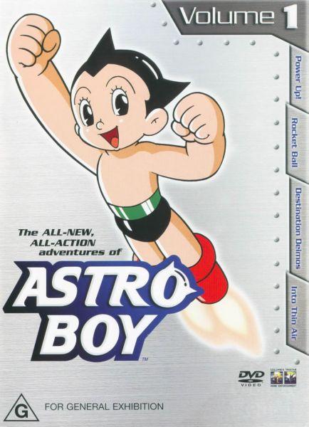 Astro Boy Dublado