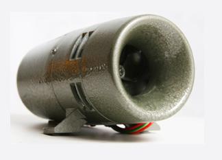 EG100 Sirene Eletromecânica Industrial 220V c/ Alcance de 500m