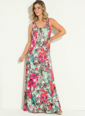 b146d3070a Vestidos Plus Size longos - Leka Ribeiro Plus Size