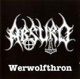 Absurd - Werwolfthron (Cassete)