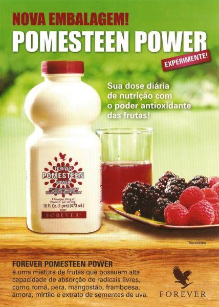 Pomesteen Power Forever