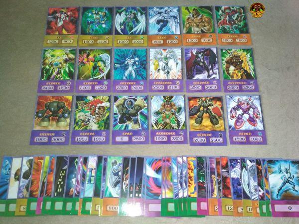 Super Deck Jaden 60 Cartas