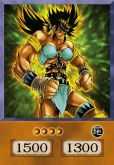 Amazoness Fighter - Lutador Amazoness