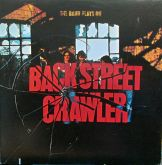 BACK STREET CRAWLER - The Band Plays On (1975 - ATCO / USA) (LP)
