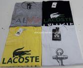 Camisetas Extra Grande  Estampada Gola Careca G1 e G2 - 5 Peças