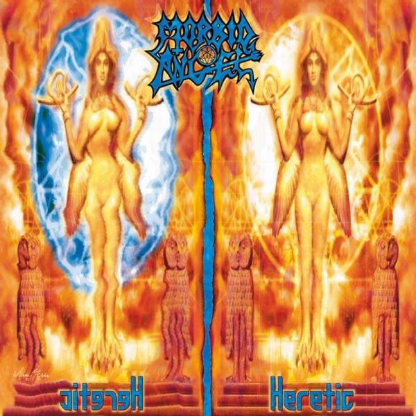 CD Morbid Angel – Heretic