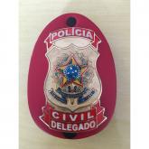 DISTINTIVO POLÍCIA CIVIL DELEGADO NACIONAL