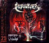 SEPULTURA- Morbid Visions Bestial Devastation CD