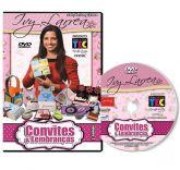 DVD Convites e Lembranças Volume 2 by Ivy Larrea
