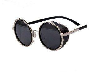 Óculos Redondo Vintage Steam - rprdistribuidora 5917035911