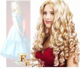 Peruca Alice No País das Maravilhas FF239