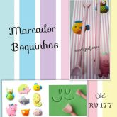 Kit Marcadores Boquinhas