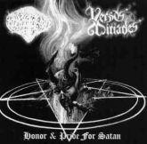 Behalf Fiend / Versos Miríades - Honor & Pride for Satan