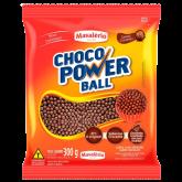 Choco Power Ball ao leite Mavalério 300g 1un
