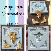 Anjo com Cantoneiras