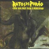 LP 12 - Ratos de Porão - Cada Dia Mais Sujo e Agressivo - Edição 180 gramas