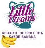 Biscoito de Proteína Sabor Banana