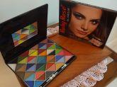 Kit De Sombras Glamour Ruby Rose - Hb-9232