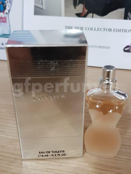 Miniatura Perfume Classique Jean Paul Gaultier edt  7ml