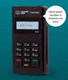 MÁQUINAS DE CARTÃO MERCADO PAGO - 3 MODELOS