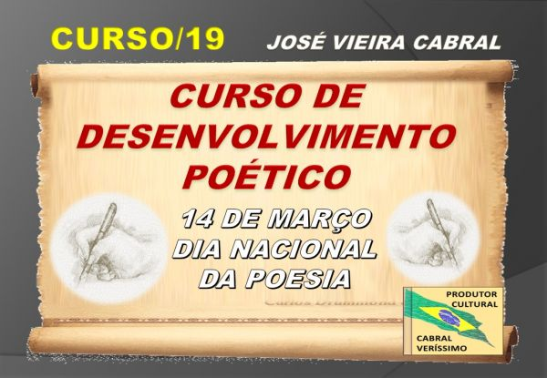 19. DESENVOLVIMENTO POÉTICO