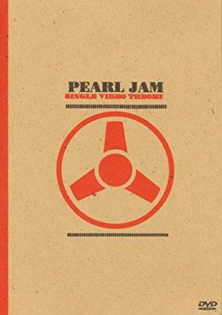 DVD - Pearl Jam - Single Video Theory