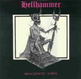 Hellhammer - Apocalyptic Raids (Cassete)