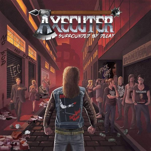 CD Axecuter – Surrounded by Decay