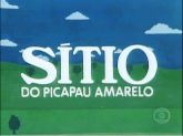 DVD Sitio do Picapau Amarelo - Memórias da Emilia - 1978
