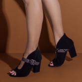 Ankle Boot Feminina (Ref: 400-820)