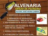 08. ALVENARIA - Ofício de pedreiro