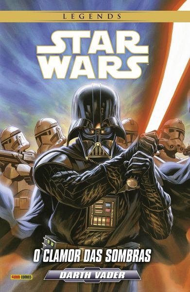 509518 - Star Wars Legends - Darth Vader - O Clamor das Sombras