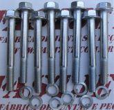 KIT PARAFUSO FERRO DO CILINDRO DO MOTOR ROTAX 582 - PN.640951